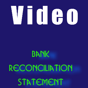 bank reconcicliation statement