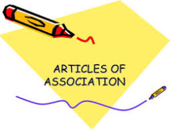 Articles  of Association : Quiz to Test Your Knowledge