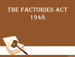 Factories Act – Applicability 10 Questions  Quiz