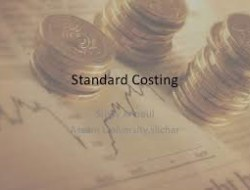 Standard Costing – 10 Questions Quiz Part 2!