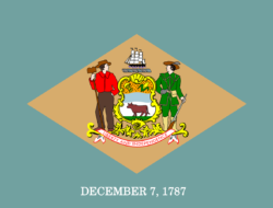 Quiz on Delaware State of U.S.A : 10 MCQs