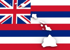 Hawaii state of USA